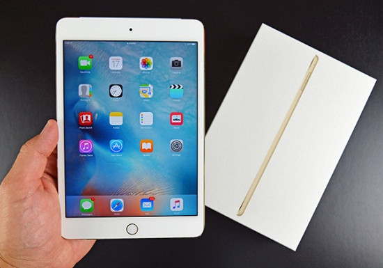 IPAD MINI4 64G WIFI 银色