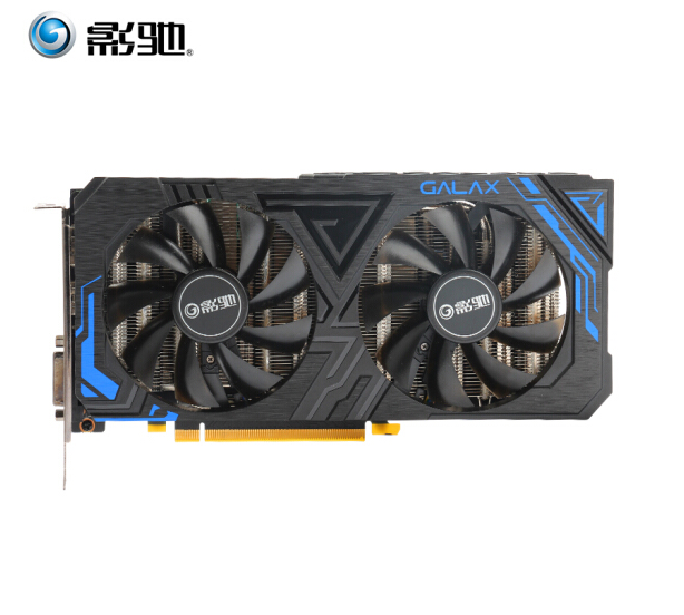 影驰GeForce RTX 2060 大将新品	盒包6G