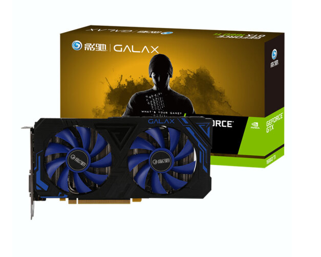 影驰(Galaxy)GeForce GTX1660 Ti 大将